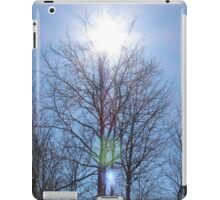A Crown of Sun for a Tree iPad Case/Skin