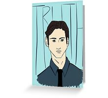 Truth - Mulder Greeting Card