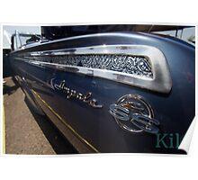 Impala SS Metal Trim Poster
