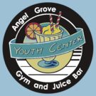 Angel Grove Youth Center - Gym & Juice Bar by shinkenguard