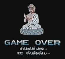 If you see the Buddha at the arcade, insert coin. by yorozuyajtron