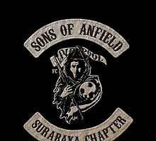 Sons of Anfield - Surabaya Chapter by EvilGravy
