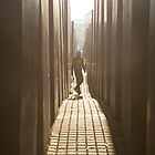 Holocaust Memorial by Federico Del Monte