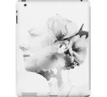 Fine Art, Double Exposure iPad Case/Skin