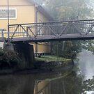 20.9.2014: Bridge and Old Movie Theatre by Petri Volanen