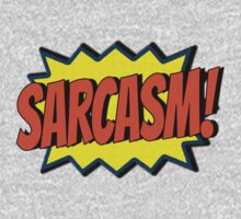 Let me punch you with my sarcasm by jaxxx