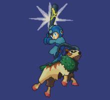 Go-Goat and Mega Man T-Shirt