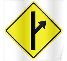 MGTOW Symbol for Men Going Their Own Way Poster