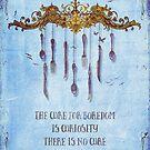 The curiosa by Sybille Sterk