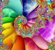 Color Wheel by CydMiller
