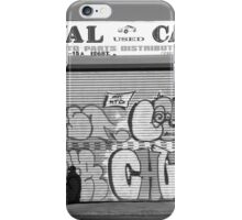 New York Street Photography 23 iPhone Case/Skin