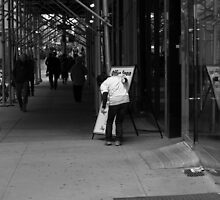 New York Street Photography 26 by Frank Romeo