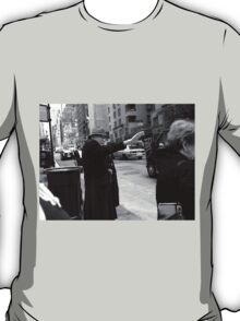 New York Street Photography 27 T-Shirt