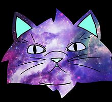 Space Cat! by PixieWillow