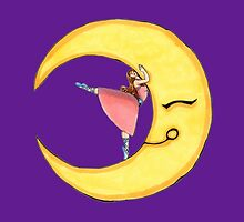 Dancing on the Moon by Amy-Elyse Neer