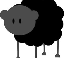 Black Sheep by JoshCooper