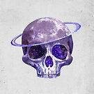 Cosmic Skull  by Terry  Fan