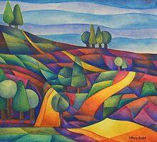 The Colour Fields by tiffanybudd
