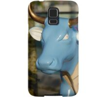 Cow Parade - Shirt Factory Horn, Derry Samsung Galaxy Case/Skin