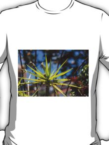 Spike Plant - Nature Photography  T-Shirt