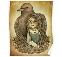 Silent Nurturing Poster