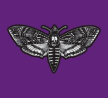 Deaths Head Moth - Silence of the Lambs by BagChemistry