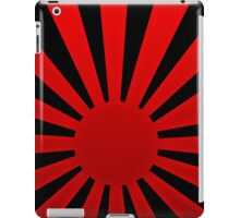 Rising Sun (2) iPad Case/Skin