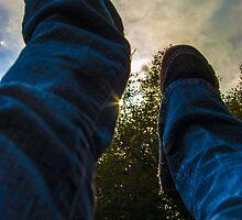 Swinging into the Sunset by BLaskowsky