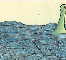 Nessie Lives by Jozlynn Mills