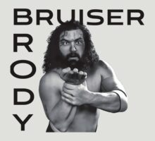 Bruiser Brody by TruthtoFiction