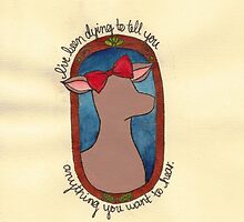 What A Deer by Jozlynn Mills