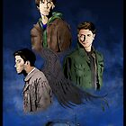Carry on My Wayward Son by flema