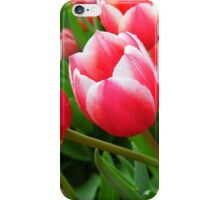 Raindrops On The Tulips iPhone Case/Skin