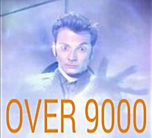 Over Nine Thousand by diehmjd