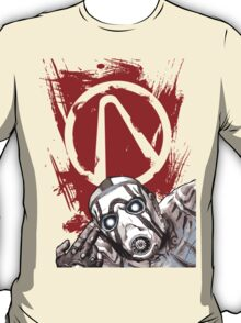 Psyched for the Hunt (Borderlands) T-Shirt