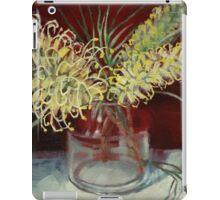 Grevillea Still Life iPad Case/Skin