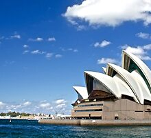 Sydney Opera House by Will Wentworth