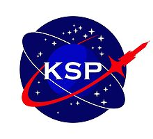 KSP Space Agency logo by JMcDowallDesign