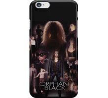 Orphan Black - In the Black iPhone Case/Skin