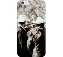 Cowboy Bunch iPhone Case/Skin