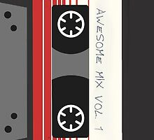 Awesome Mixtape Vol. 1 by aconits