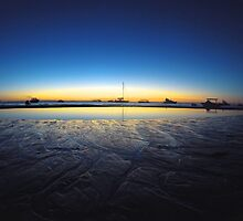 Tangalooma Sunset by photonetwork