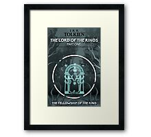 The Lord Of The Rings - The Fellowship Of The Ring Framed Print