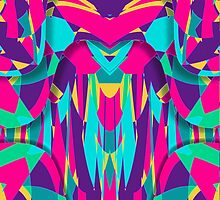 Abstract I by xart