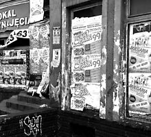 urban street photo by Krzyzanowski Art