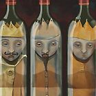 Bottled Kings by fizzyjinks