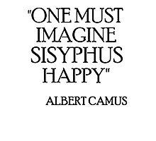 Sisyphus 2 Photographic Print