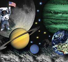 SPACE-REMEMBERING THOSE FAMOUS FIRST WORDS NEIL ARMSTRONG SAID AS HE STEPPED ON THE LUNAR SURFACE--``That's one small step for man; one giant leap for mankind``PICTURE by ✿✿ Bonita ✿✿ ђєℓℓσ