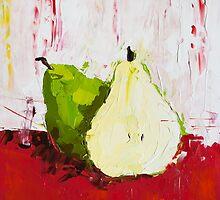 A Pear Behind by ebuchmann