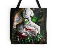 Batman Arkham City Joker Tote Bag
